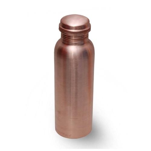 Signoraware Copper Matt Pattern Bottle 900ml
